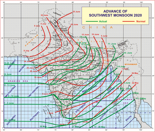 Widespread rainfall with isolated heavy to very heavy rainfall very likely to continue over E & NE India