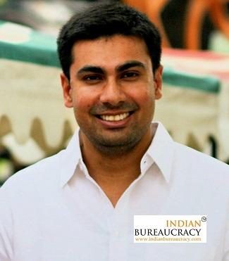 Yashanjit Singh IRTS Punjab