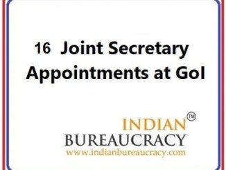 16 JS appointments