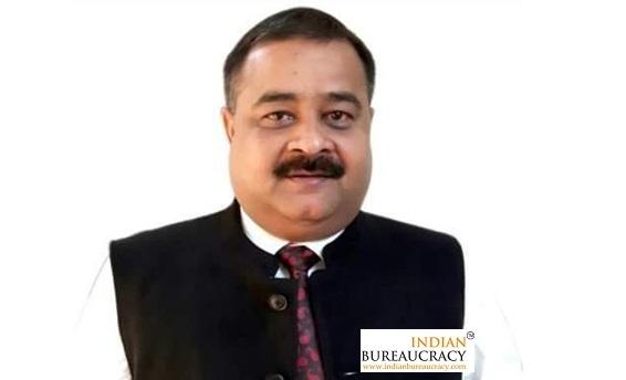 Arun PrakashIAS UP