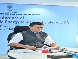 Atma Nirbhar Bharat Abhiyan To be given boost in Power Sector