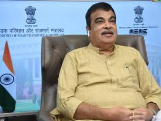 Gadkari Reviews Chambal Expressway Project with MP Chief Minister