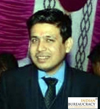 Harshal Pancholi IAS