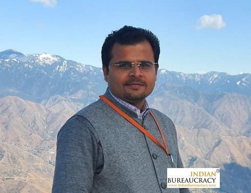 Kapil Meena IAS Sikkim