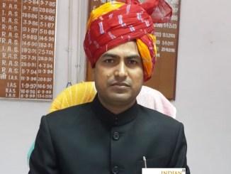 Suresh Kumar Khatik RAS