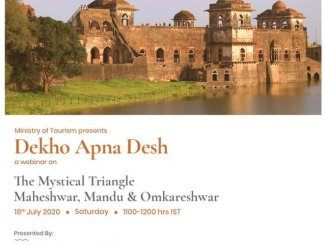 The Mystical Triangle- Maheshwar, Mandu & Omkareshwar