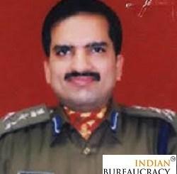 Vikas Kumar Arora IPS Haryana