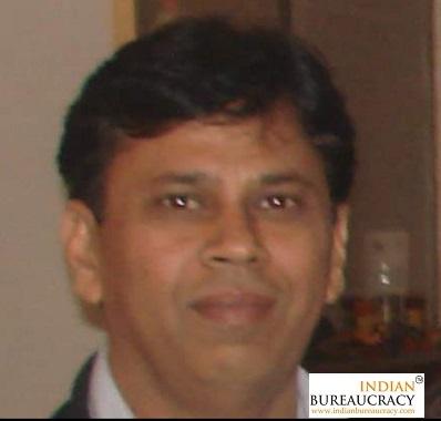 Vikram Singh IRTS