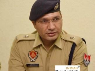 Surendra Lamba IPS PunjabSurendra Lamba IPS Punjab
