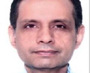 Umesh Chander Datta IPS Rajasthan