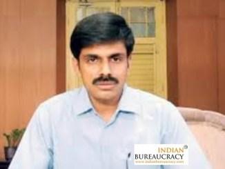 Abhiram G Sankar IAS Karnataka