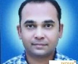 Anand Babulal Patel IAS Gujarat