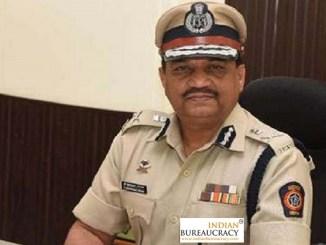 Bhushan Kumar Upadhyay IPS Maharashtra