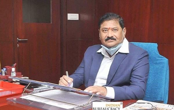 C Parthasarathi ,State Election Commissioner, Telangana