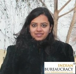 Ankita Chakravarty IAS AGMUT