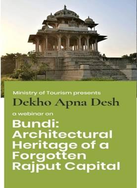 Dekho Apna Desh Webinar Series