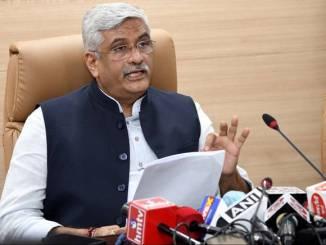 Jal Shakti Minister