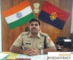 Jal Singh Meena IPS TR