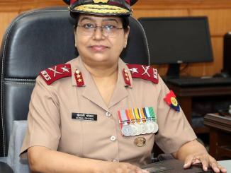 Major General Sonali Ghosal