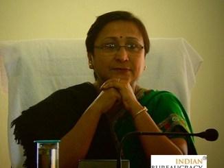 Monalisa Goswami IAS