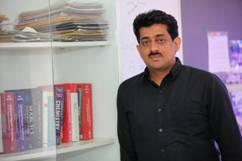Subi George, a Bhatnagar awardee of 2020