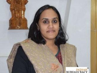 Anandhi IAS Rajathan
