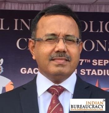 Anant Kumar Singh IPS MP