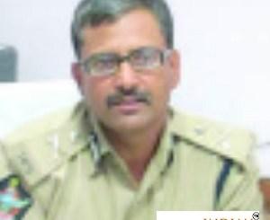 Atul Singh IPS Andhra Pradesh