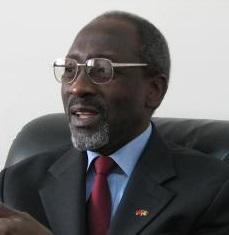 H E Soungui Ahmed