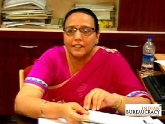 Nidhi Chhibber IAS CH