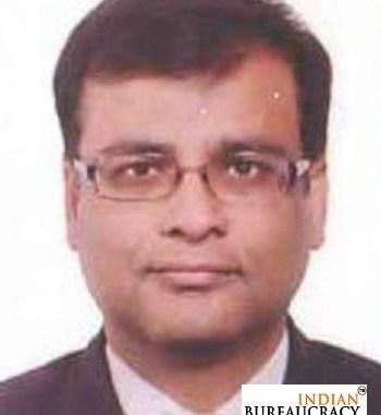 Rahul Navin IRS