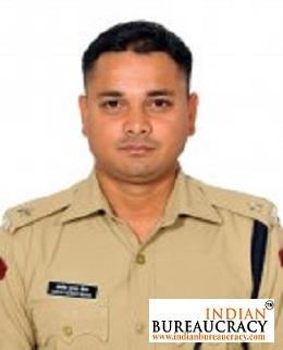 Ashok Kumar Meena IPS UP 2015