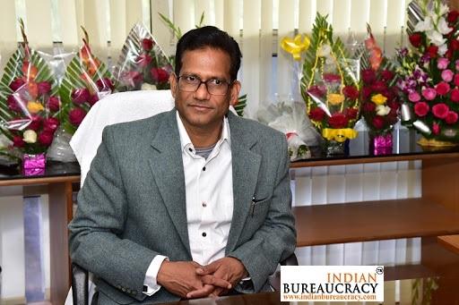 Naresh Pal Gangwar IAS RJ