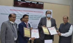 DRDO Signs MOU with MAHA-METRO