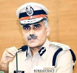 Dr. Shamsher Singh IPS Gujarat