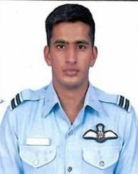 Flight Lieutenant Anand Singh