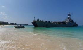Joint Military Exercise in Andaman Sea