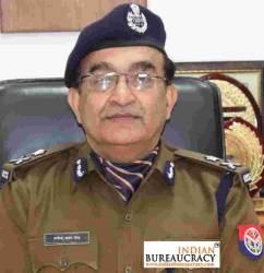 Kavindra Pratap Singh IPS UP