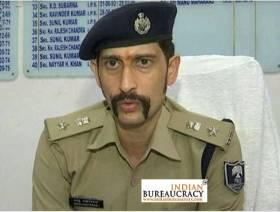 Manu Maharaaj IPS Bihar