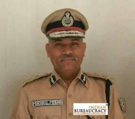 Murari Lal Meena IPS JH