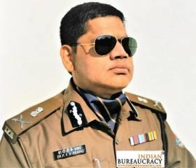 PV Krishna Prasad IPS UD