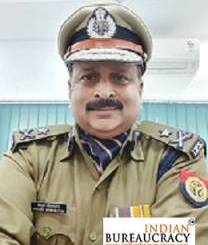 Piyush Srivastava IPS UP