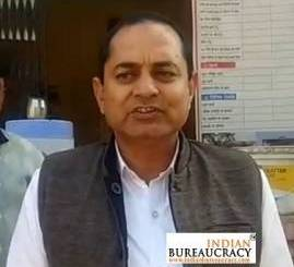 Richpal Singh Burdak RAS