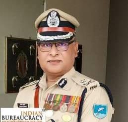 Sanjay Kumar IPS Odisha
