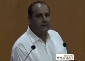 Sanjeev Kumar CMD TCIL