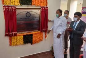 Vice President inaugurates two new facilities at Dr APJ Abdul Kalam