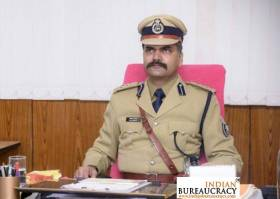 Vikas Vaibhav IPS Bihar