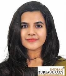 Aswathy Srinivas IAS 2020