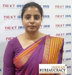 Ayushi Jain IAS 2020