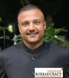 Dipankar Choudhary IAS 2020